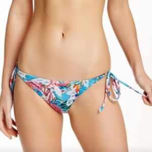 NWT! Beach Riot Mojito Tie Side Bottoms [Small]